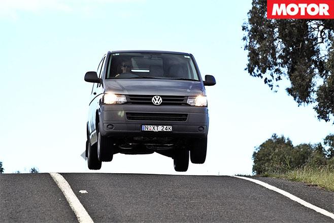 Luffy -VW-Transport -jump