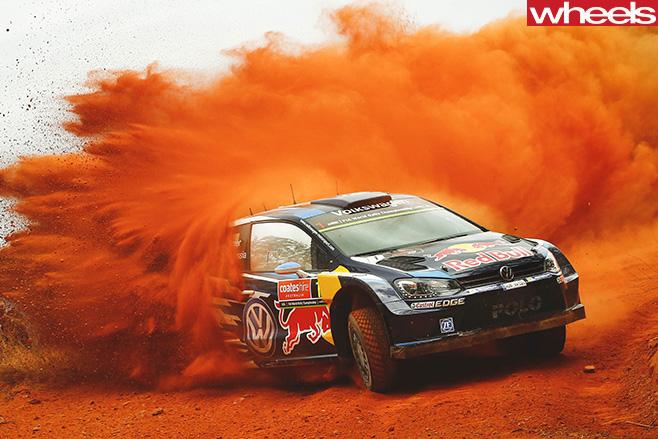 FIA-World -Rally -Championship -2015-Australia -Sebastien -Ogier