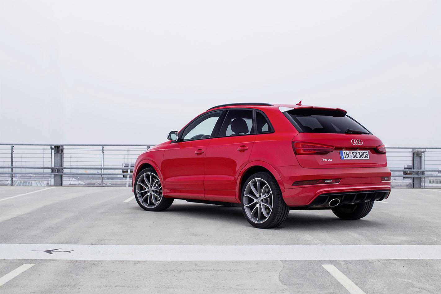 Audi -RS-Q3-rear