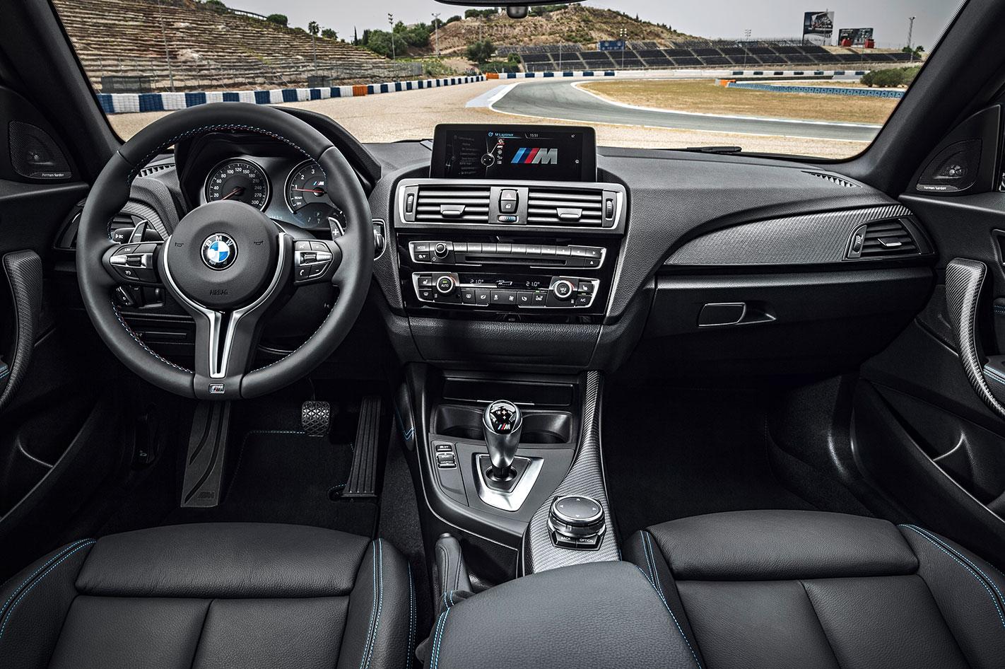BMW-M2-interior