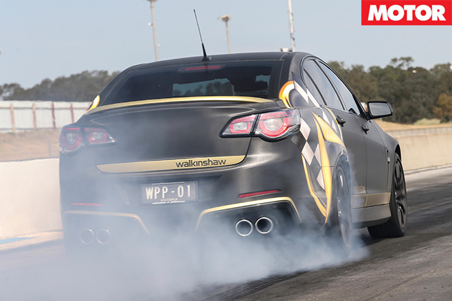Walkinshaw Racing Edition review