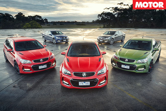 Holden VF-II Commodore debuts LS3 V8