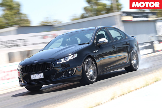 Herrod Motorsport Ford Falcon XR8 review