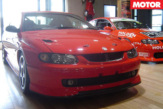 Holden Monaro HRT 427 for sale