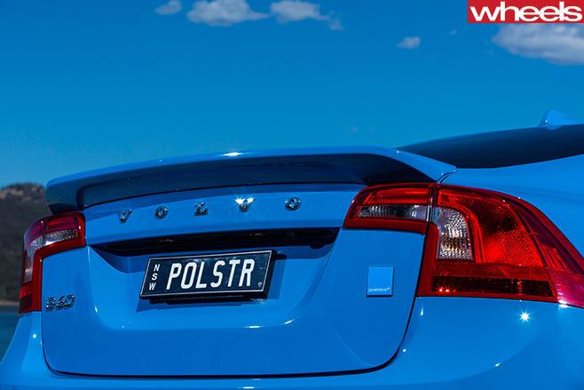 Volvo -S90-Polestar -rear -taillights