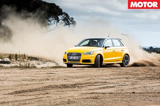 Audi -S1
