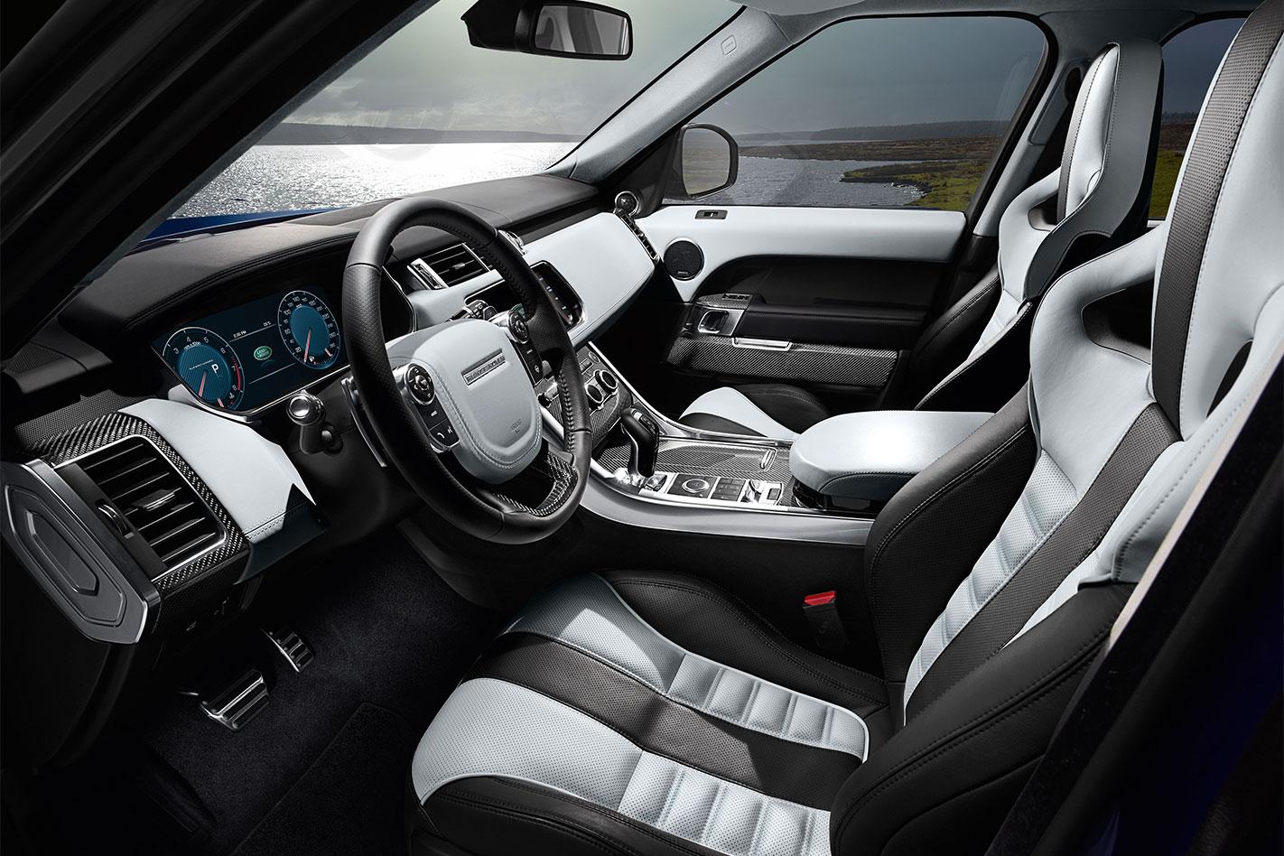 Range -Rover -Sport -SVR-interior