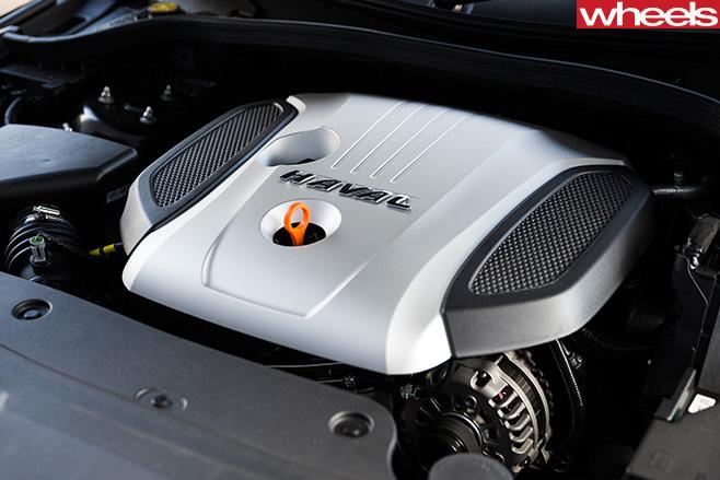 Haval -H8-engine
