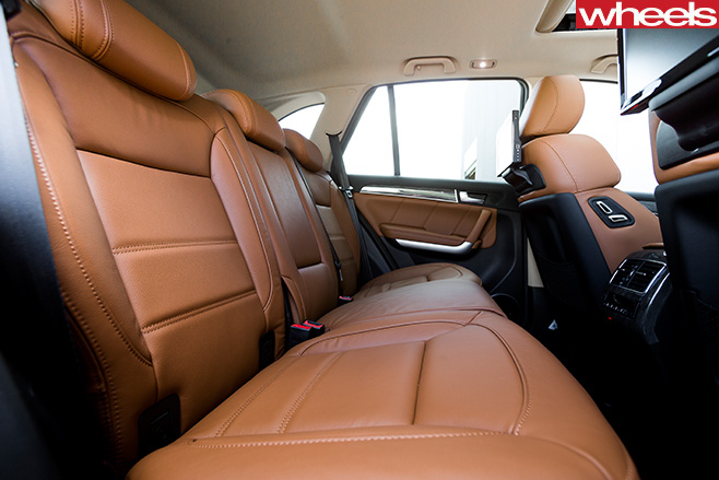Haval -H8-rear -seats