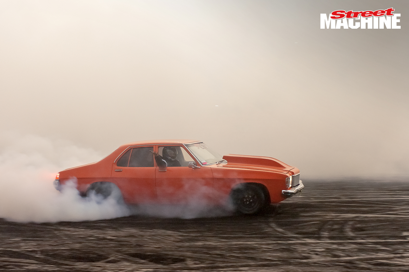Holden HZ Burnout Outlaws