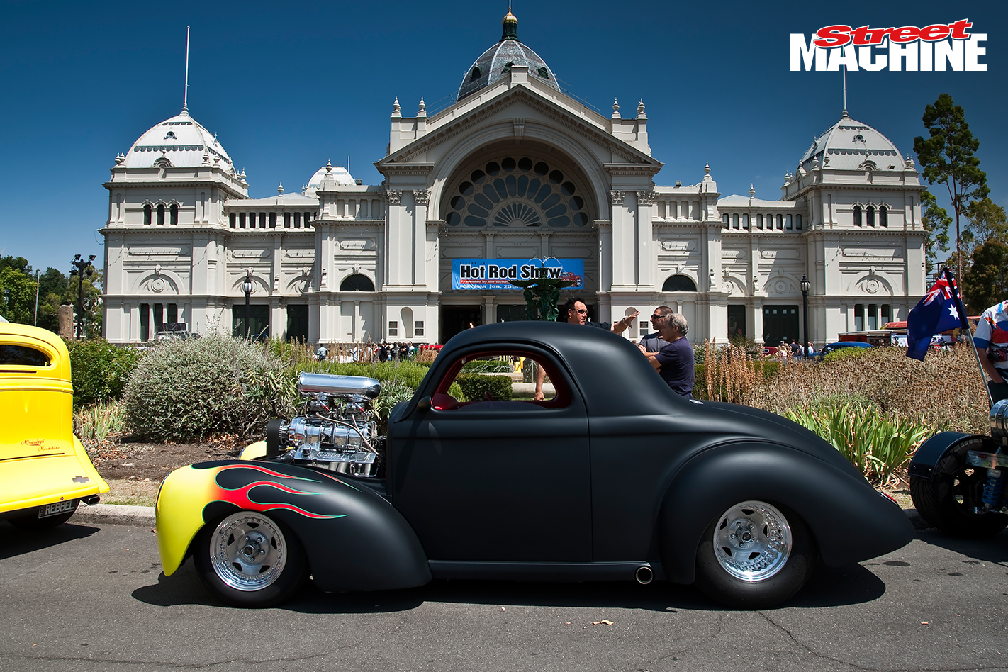 Vic Hot Rod Show