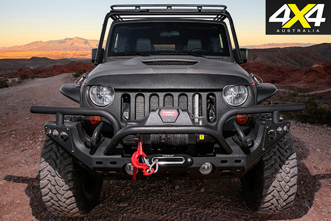 6x6 hellhog jeep wrangler front