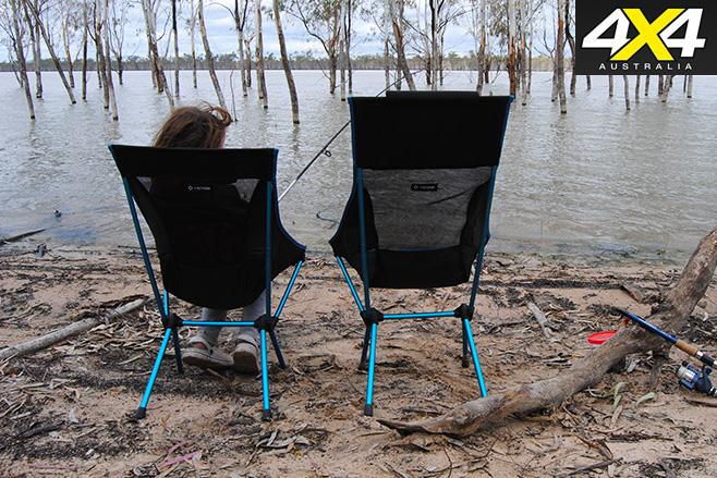 Helinox chairs 3