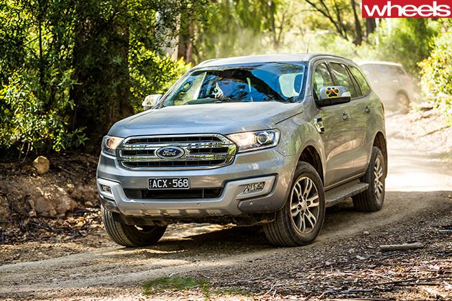 Ford -Everest -front -side