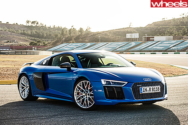 Performance -car -audi -r8