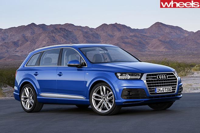 Audi -Q7-SUV