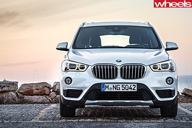 Calvin -Luk -BMW-X1-front
