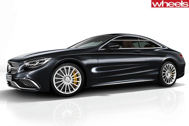 Mercedes -S-Class