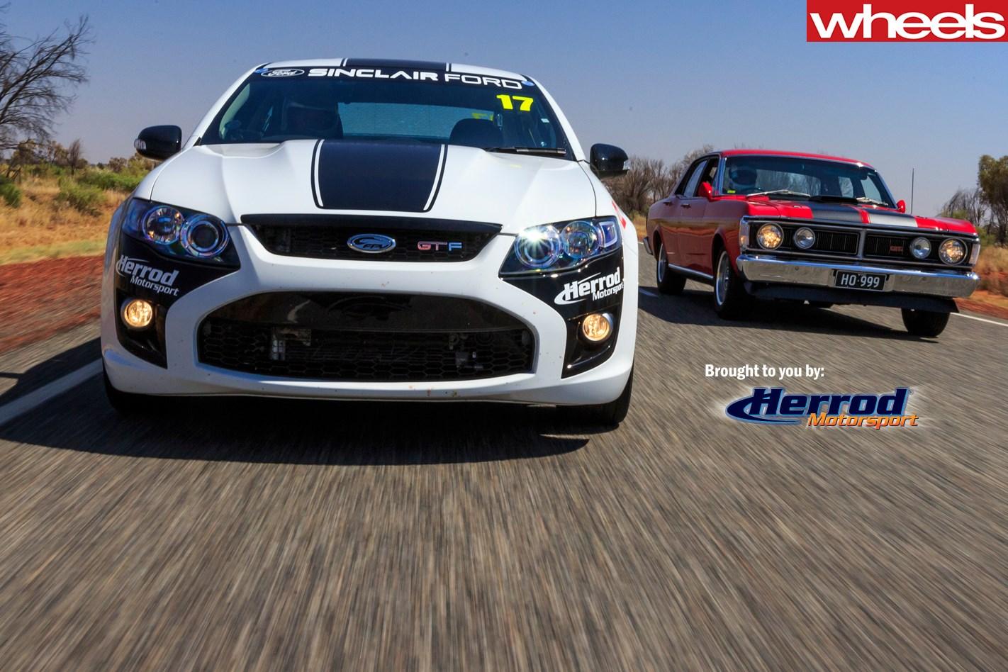 Target -300-FPV-racing