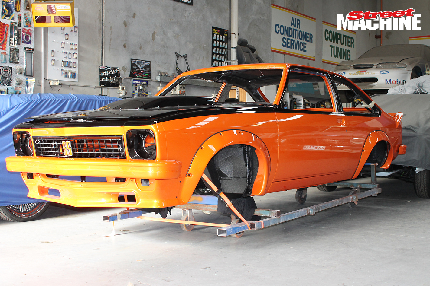 LX Torana Hatch Build 8 Nw