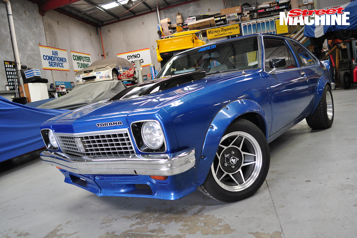 LX Torana Hatch Build 15 Nw