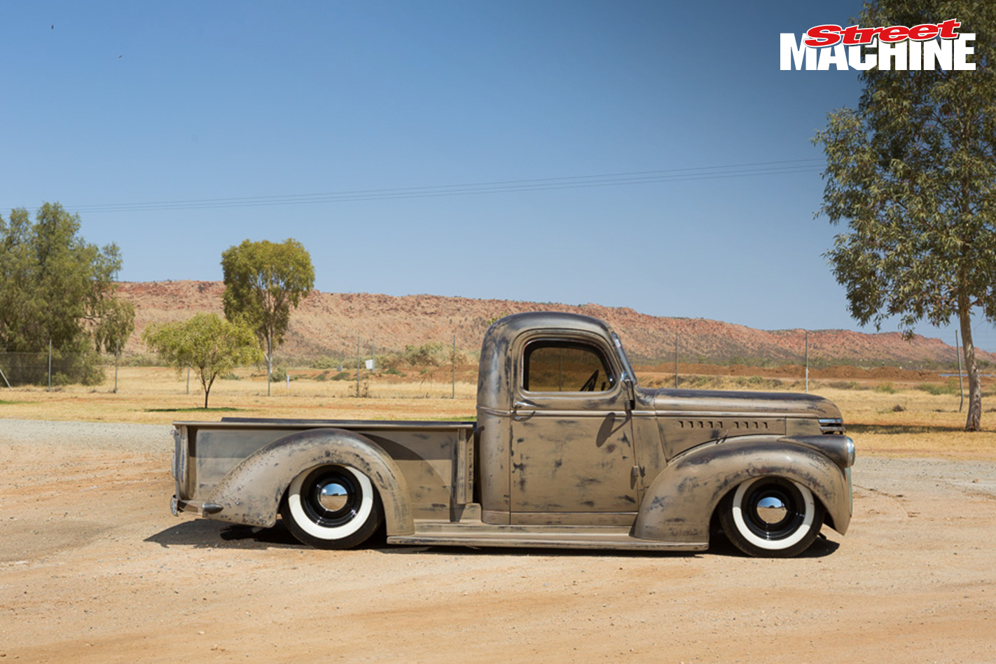 42 Chevy Pick Up Custom 4 Nw