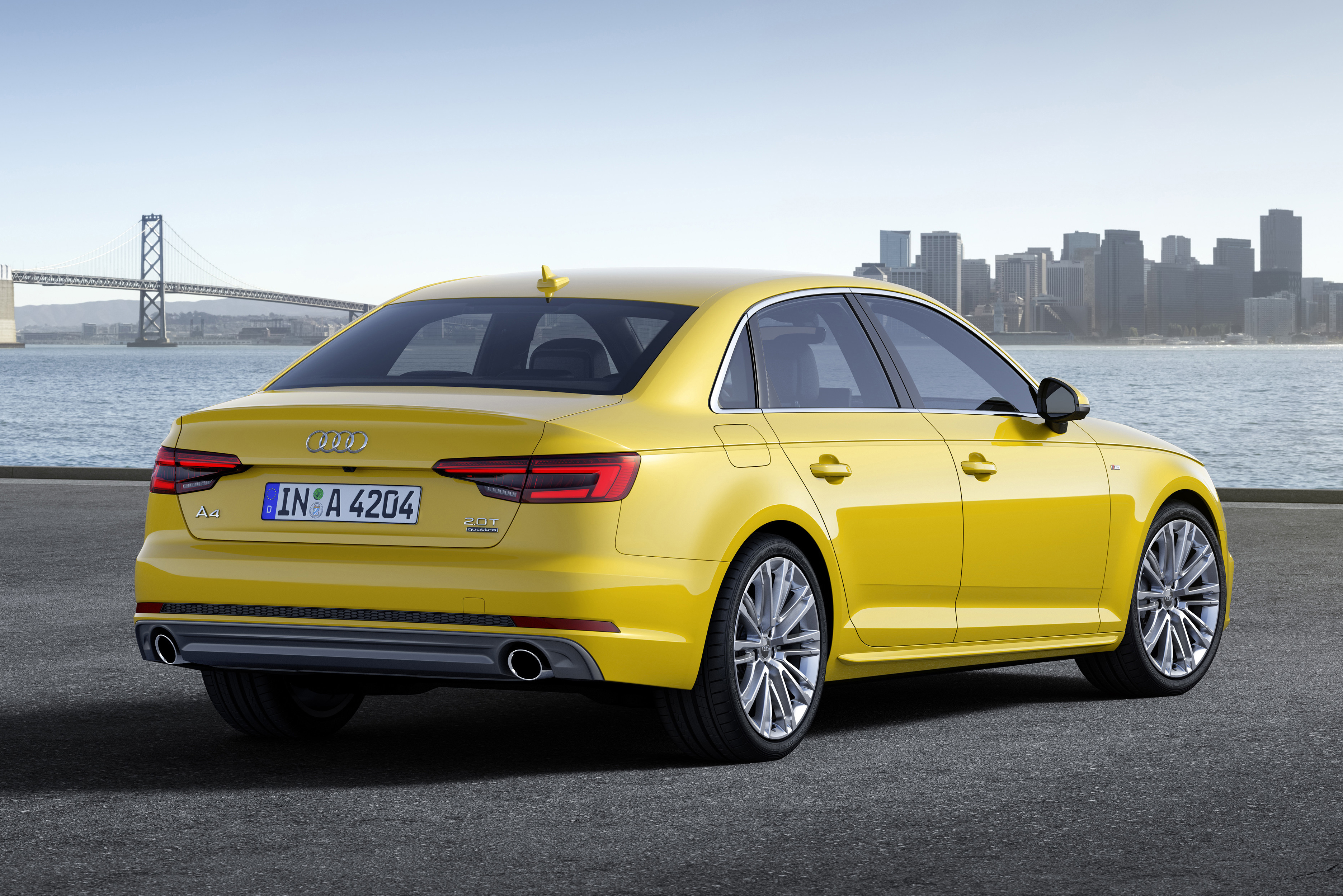 Audi A4B9rear RESIZED