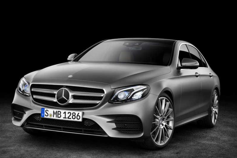 Mercedes EClass RESIZED