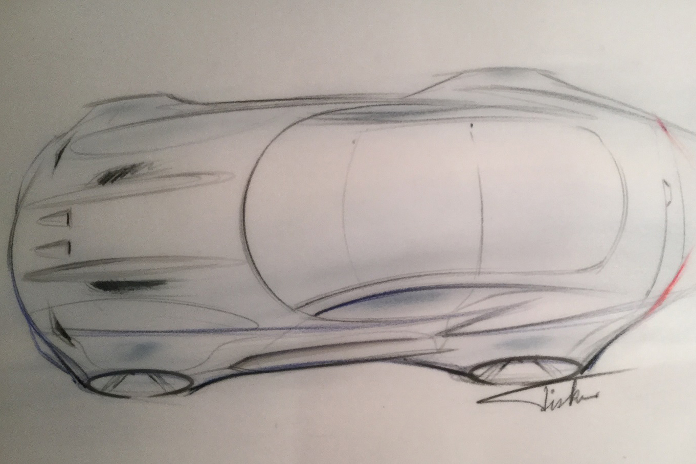 Fisker -force -1-sketch -1