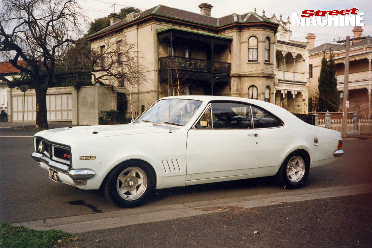 Holden -HG-Monaro