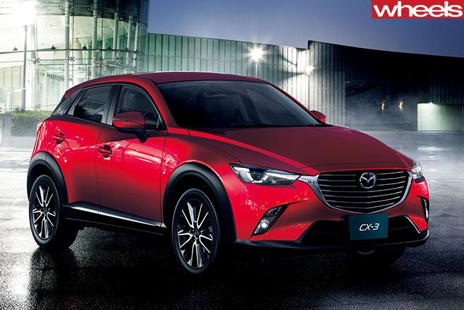 Mazda -CX-3