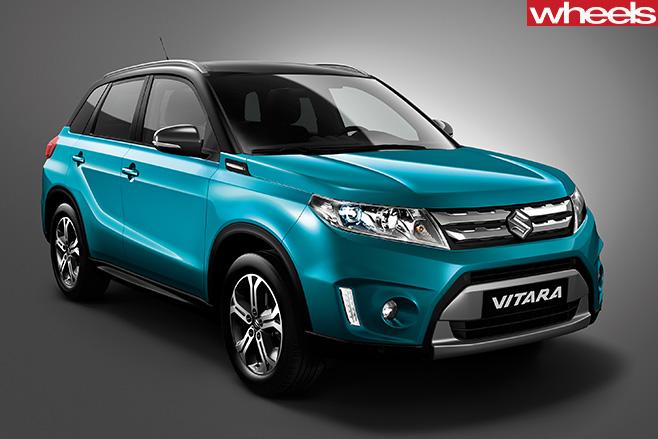 Suzuki -Vitara