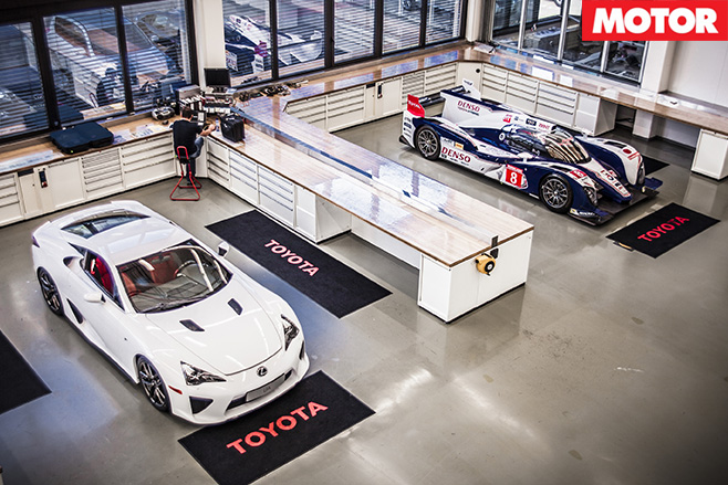 Toyota Motorsport concept