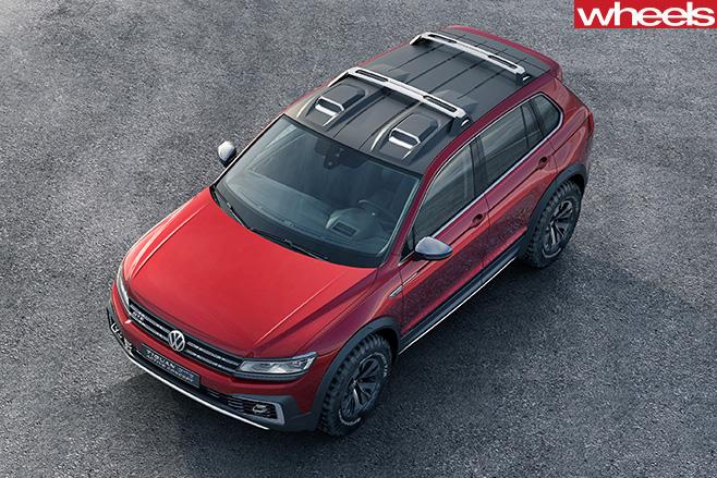 VW-Tiguan -front