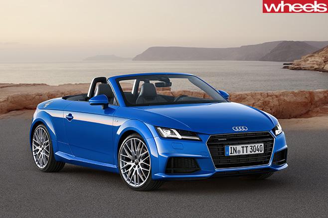 Audi -TT