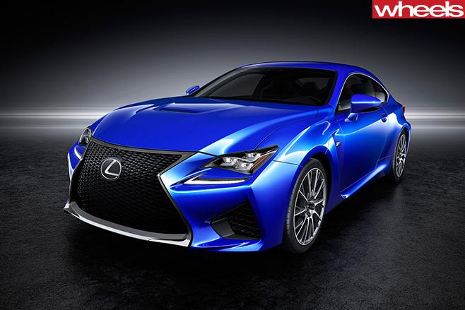Lexus -RC