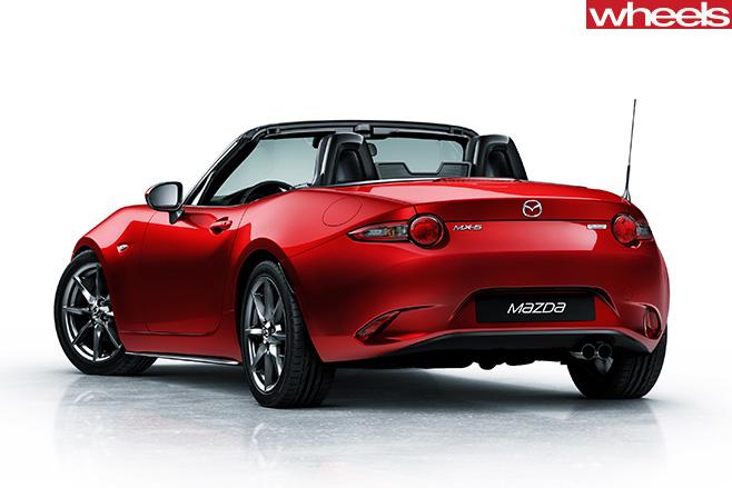 Mazda -MX-5