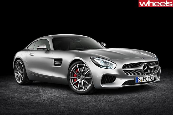 Merc -AMG-GT-S-front