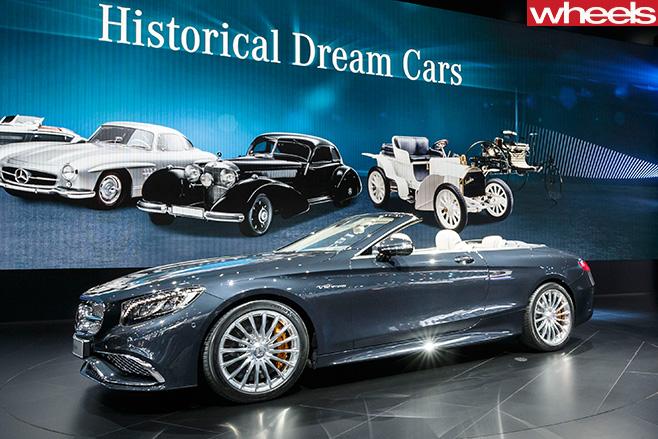Mercedes -S65-AMG