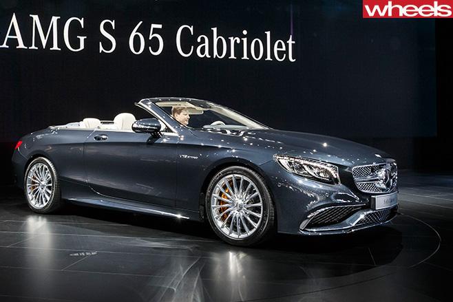 Mercedes -S65-AMG-Cabrio