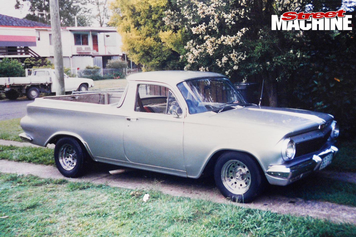 Holden -EJ-ute