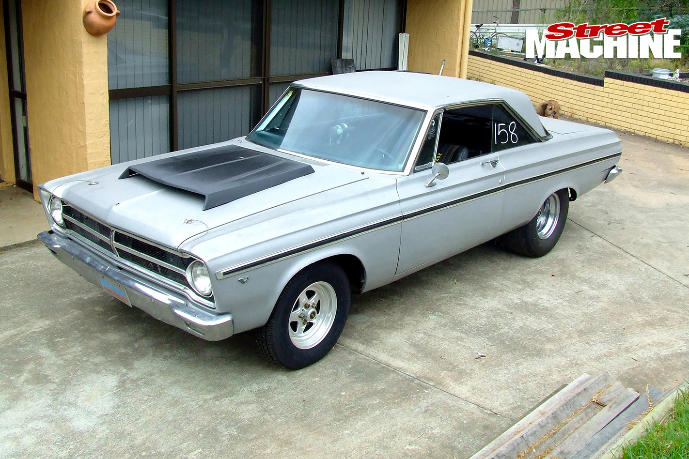Pask -1965-Plymouth
