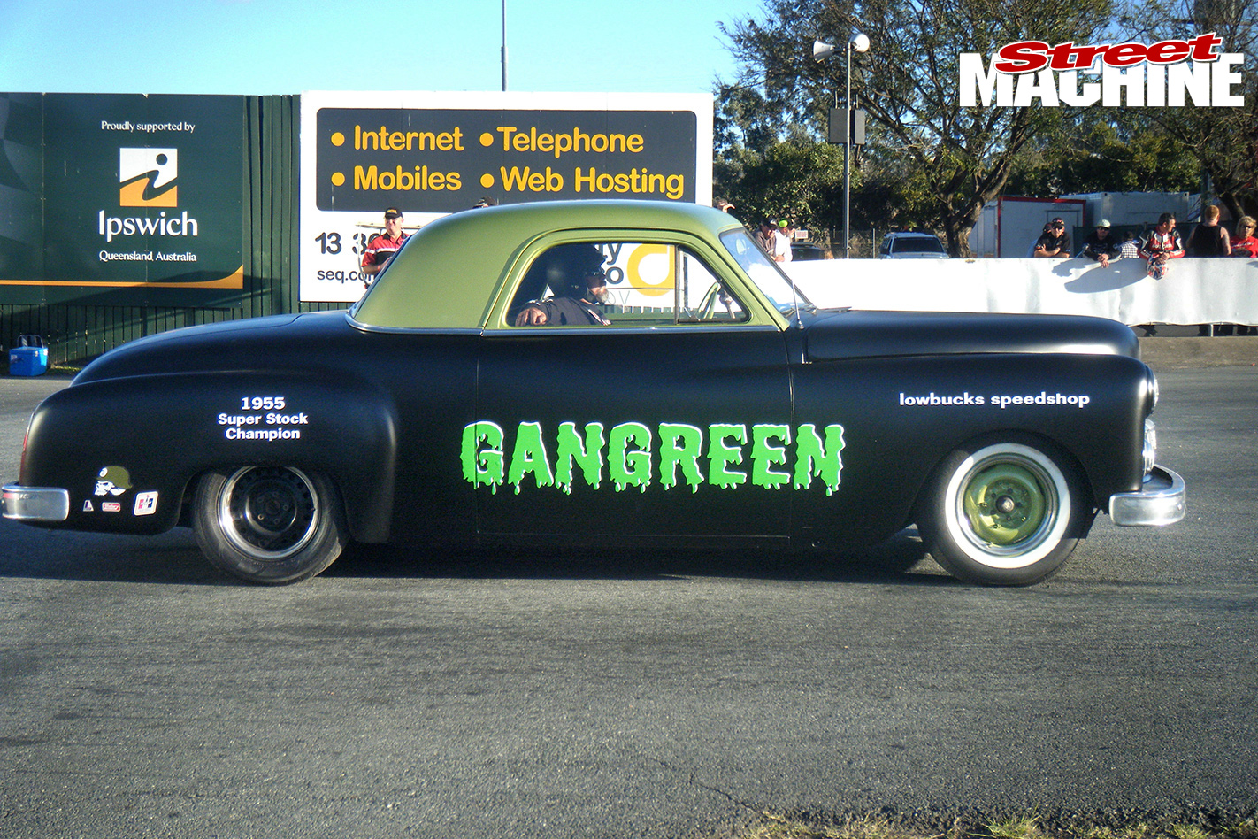 Pask -1950-dodge -Gangreen