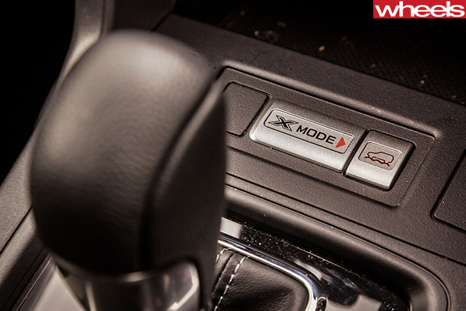 Subaru -Forester -automatic -gearbox