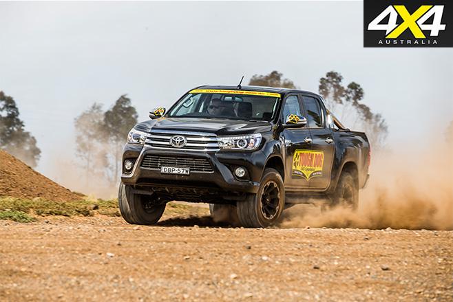 Dirt road driving 2