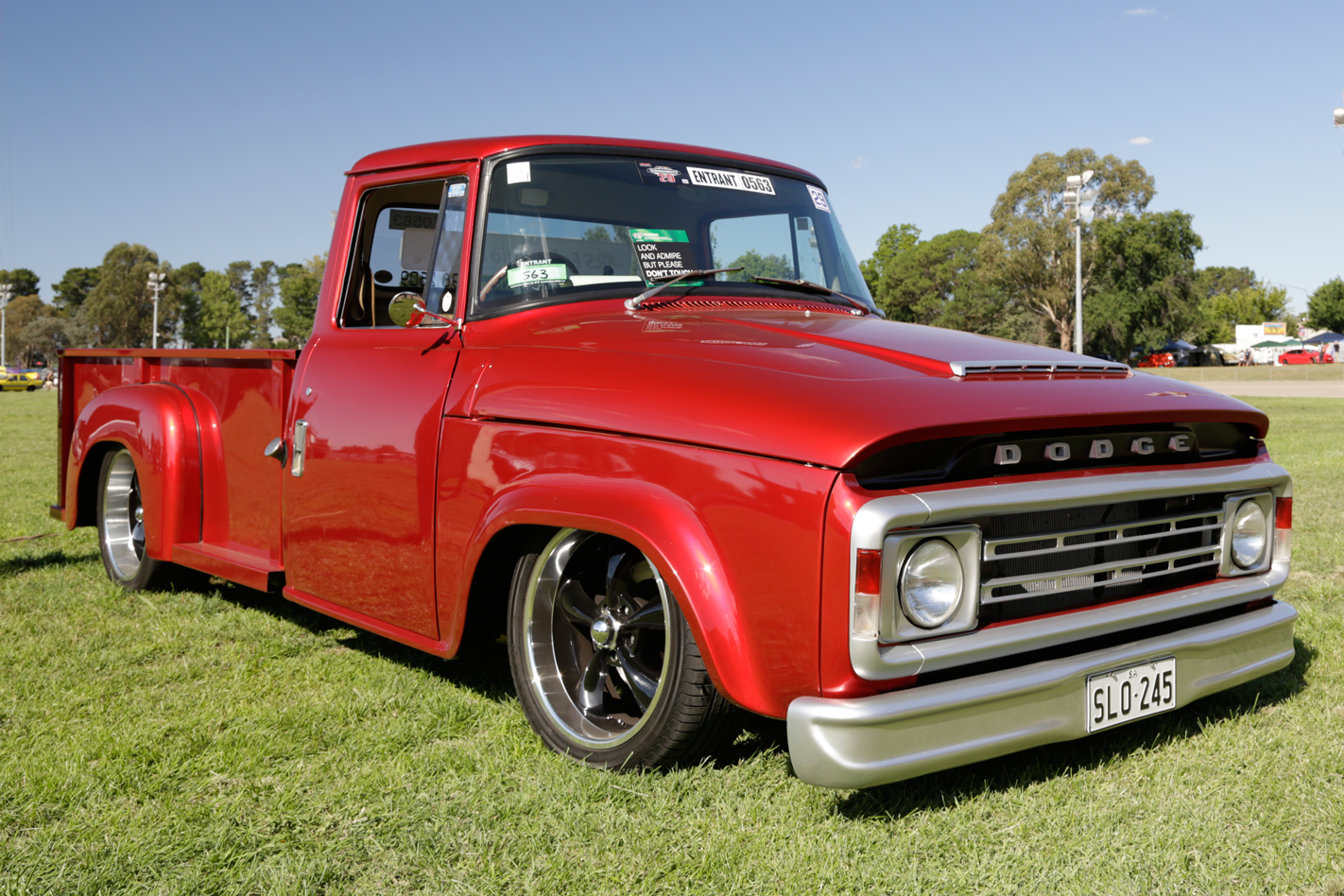 Dodge D5N Pick Up