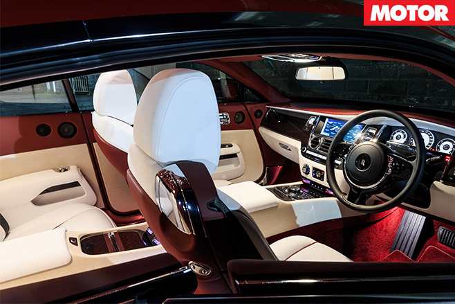 ghost hunting in the rolls royce wraith. Black Bedroom Furniture Sets. Home Design Ideas