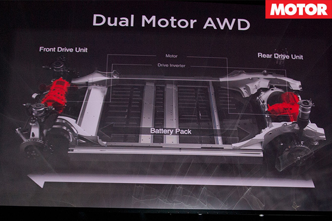 Dual awd technology
