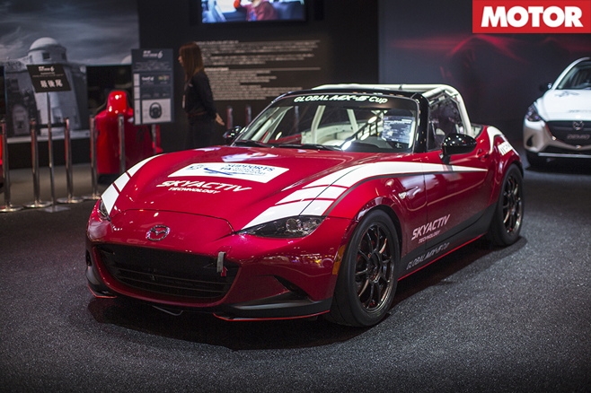 Mazda MX-5 Global Cup Car