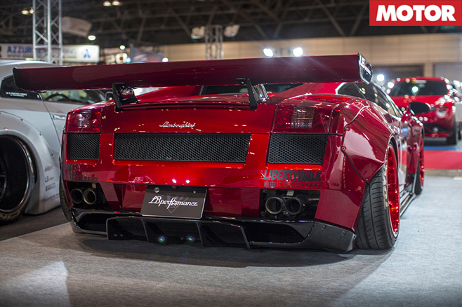 Liberty Walk Lamborghini Gallardo